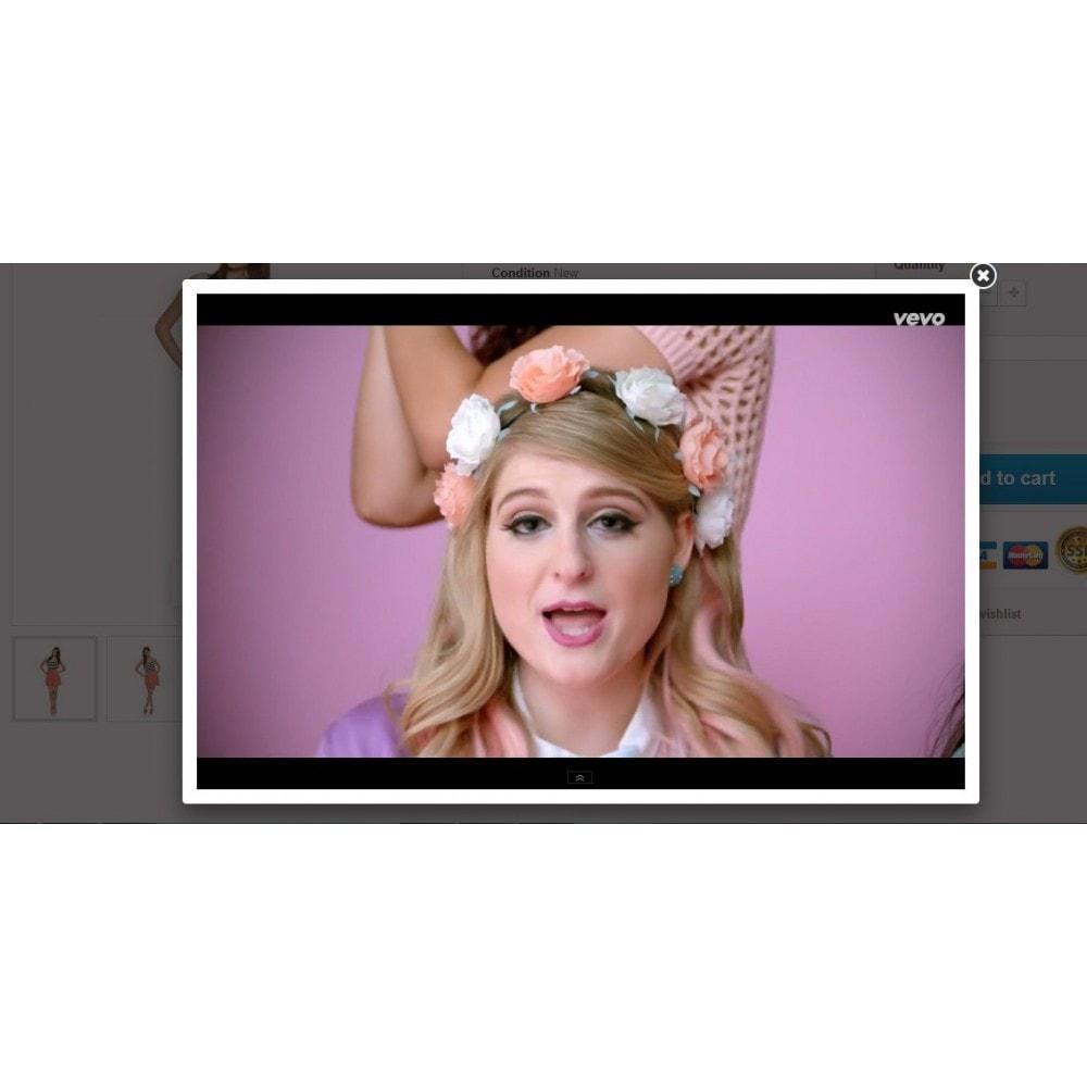module - Videos & Musik - Youtube Produktvideos - 4