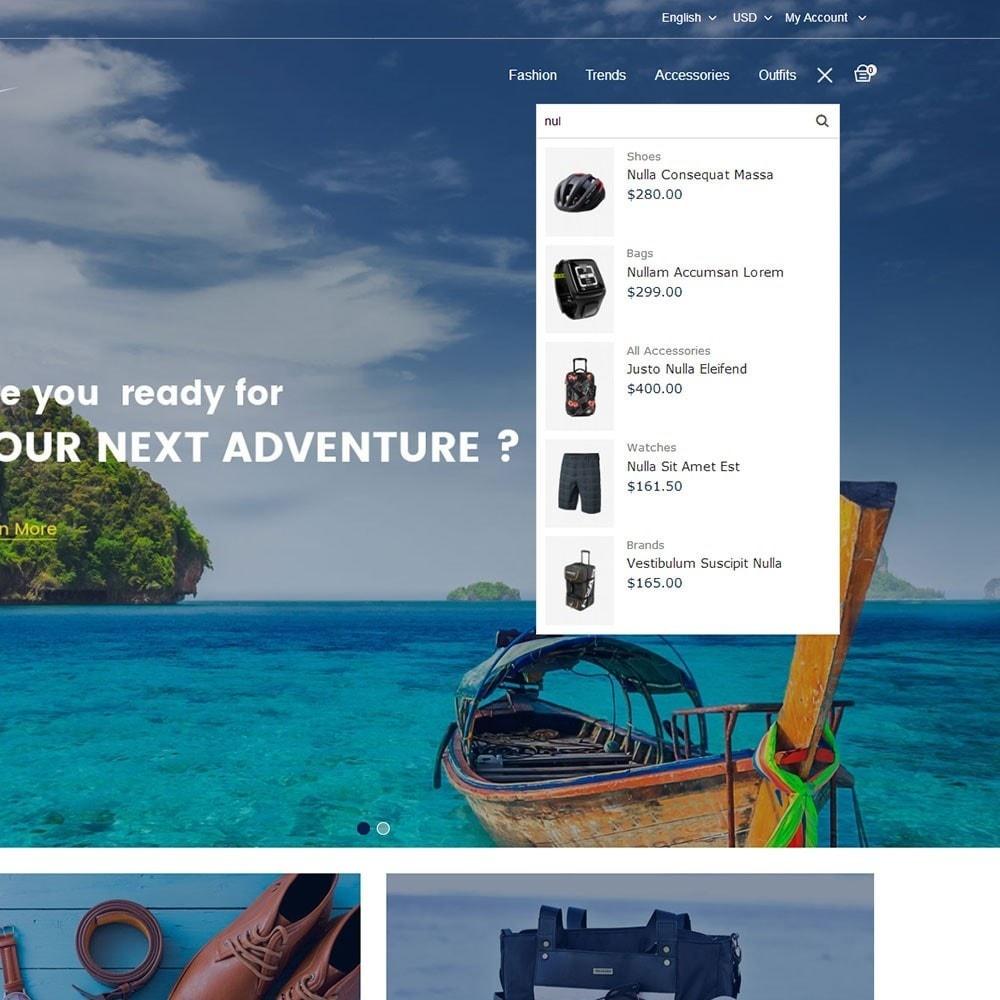 theme - Sports, Activities & Travel - Travel Store - 6