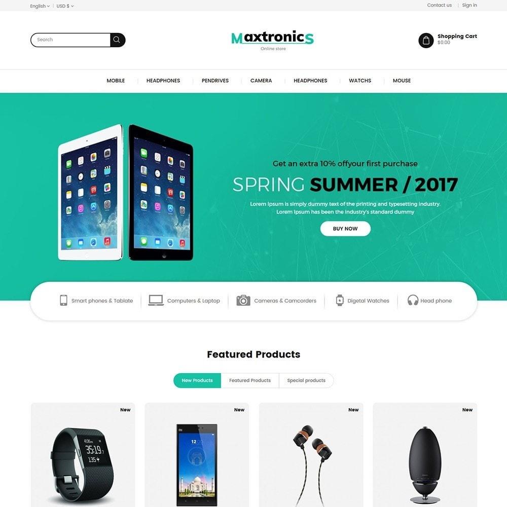 theme - Electronics & Computers - Maxtronics - Electronics Store - 2