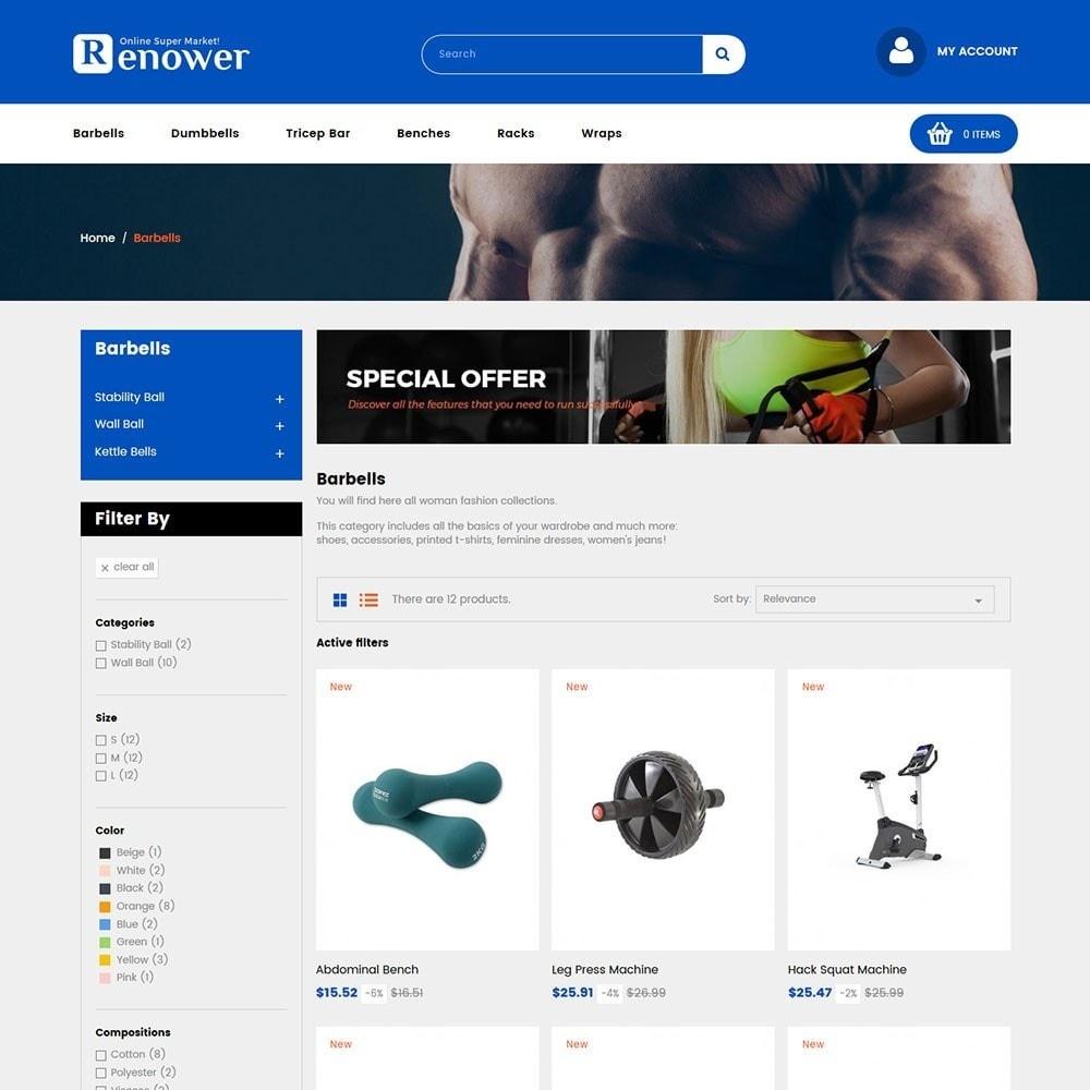 theme - Autos & Motorräder - Renower - Mega Tool Store - 3