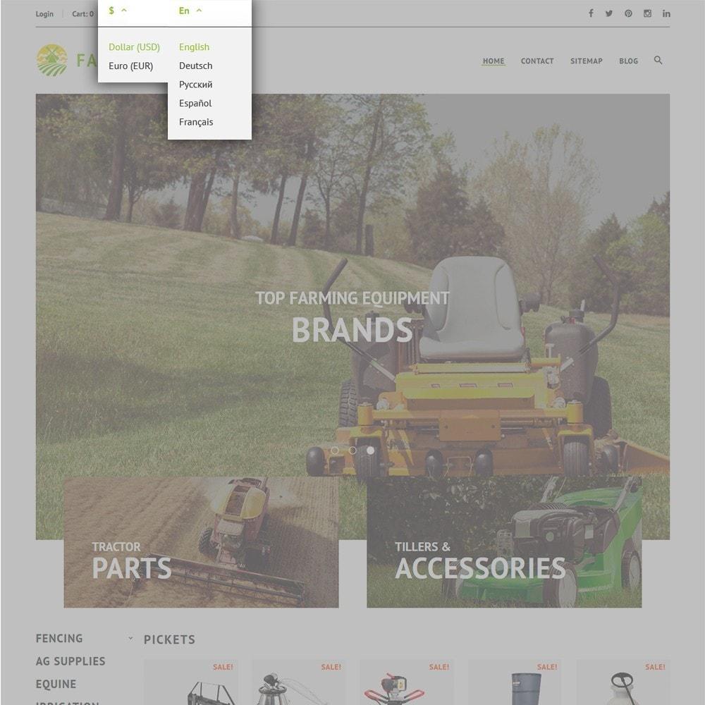 theme - Авто и Мото - FarmEuro - шаблон сельско-хозяйственных товаров - 5
