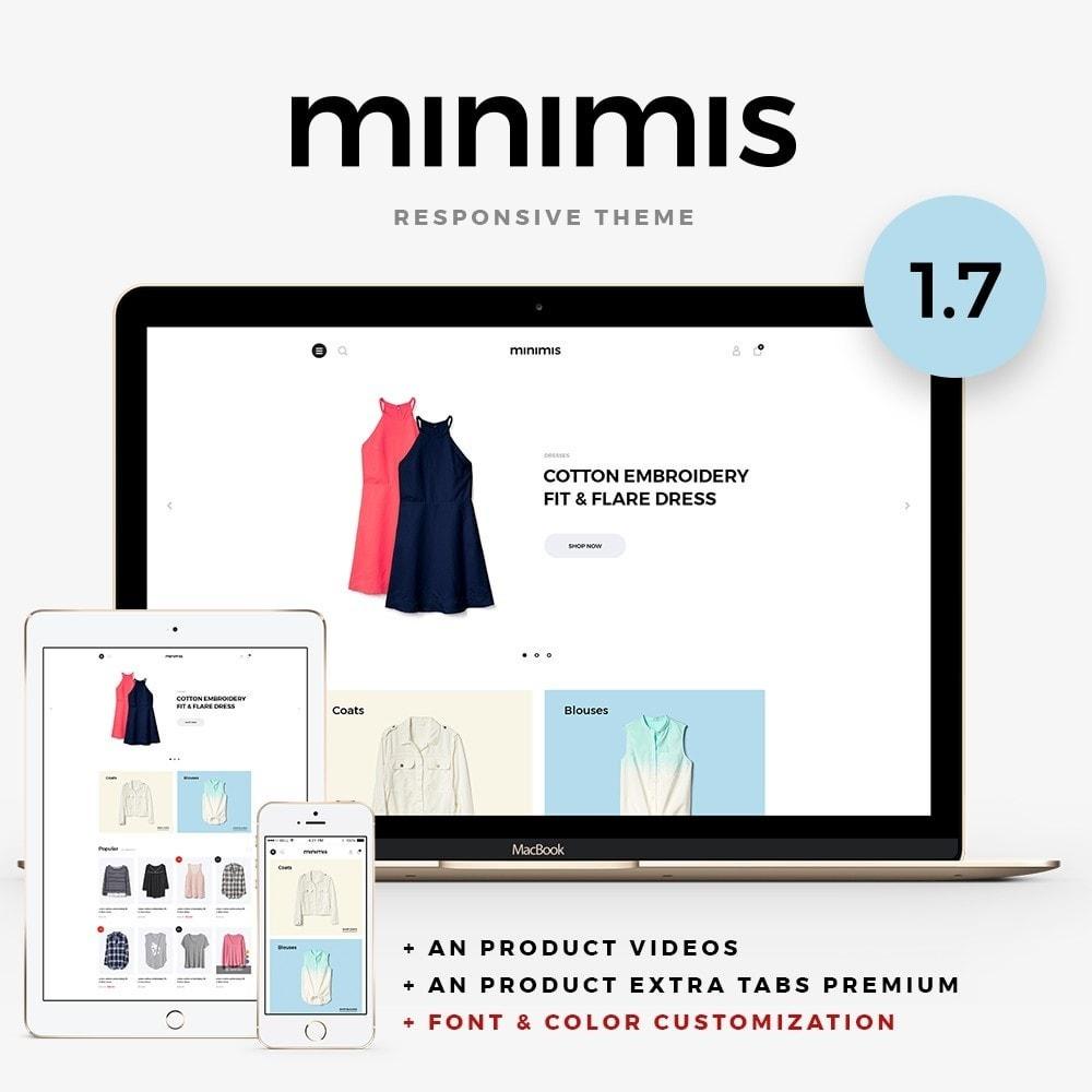 theme - Mode & Chaussures - Minimis Fashion Store - 1