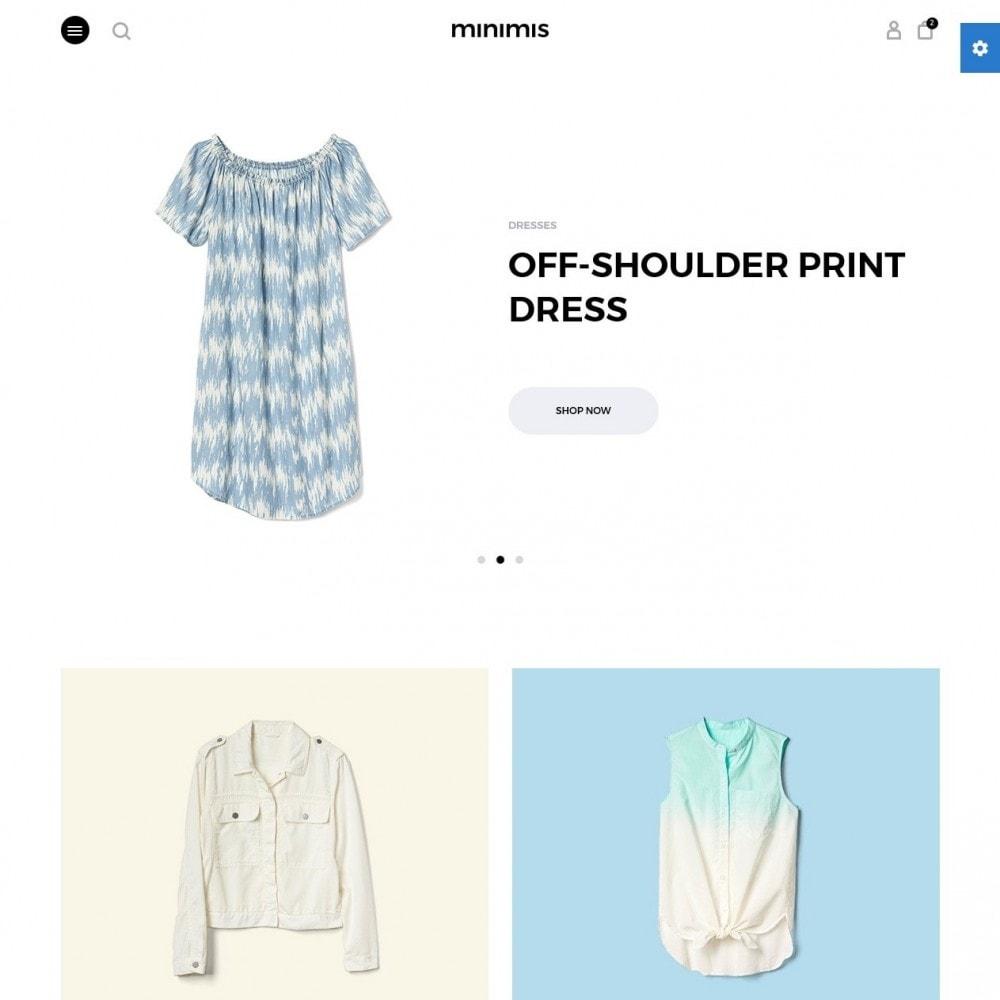 theme - Mode & Chaussures - Minimis Fashion Store - 2