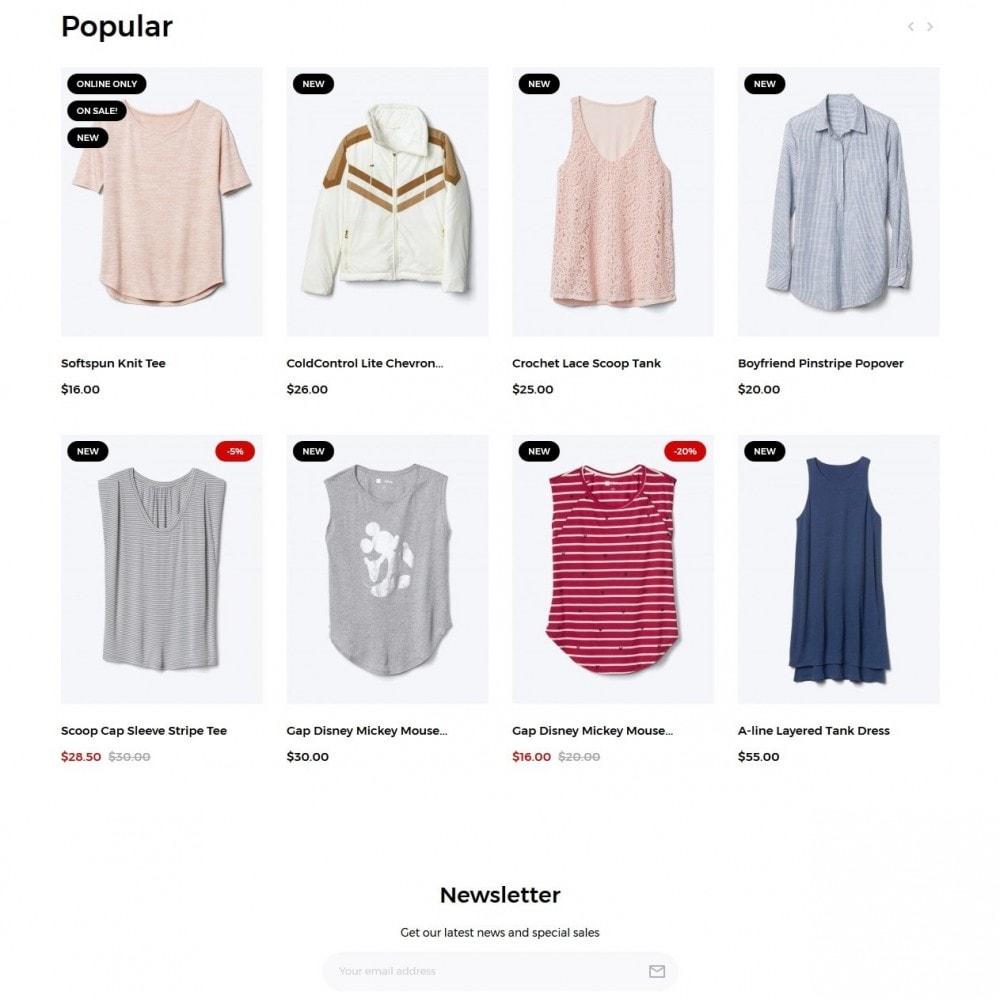 theme - Mode & Chaussures - Minimis Fashion Store - 3