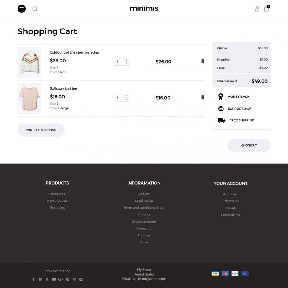 theme - Mode & Schuhe - Minimis Fashion Store - 7
