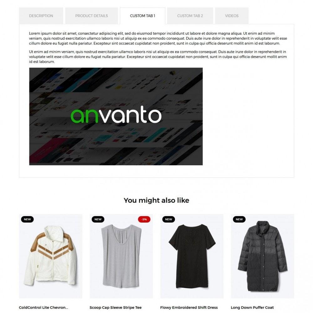theme - Moda & Calzature - Minimis Fashion Store - 8