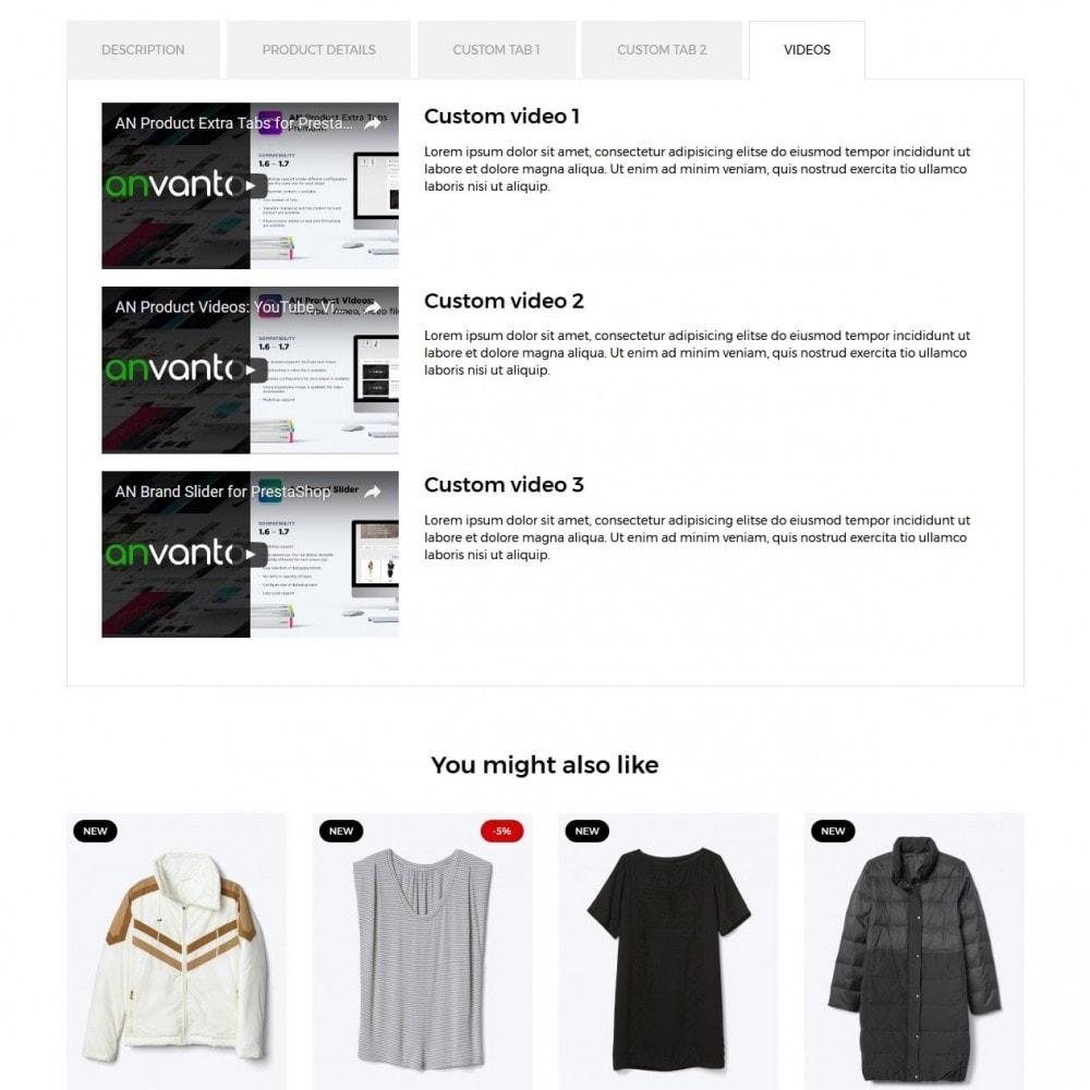 theme - Mode & Chaussures - Minimis Fashion Store - 9