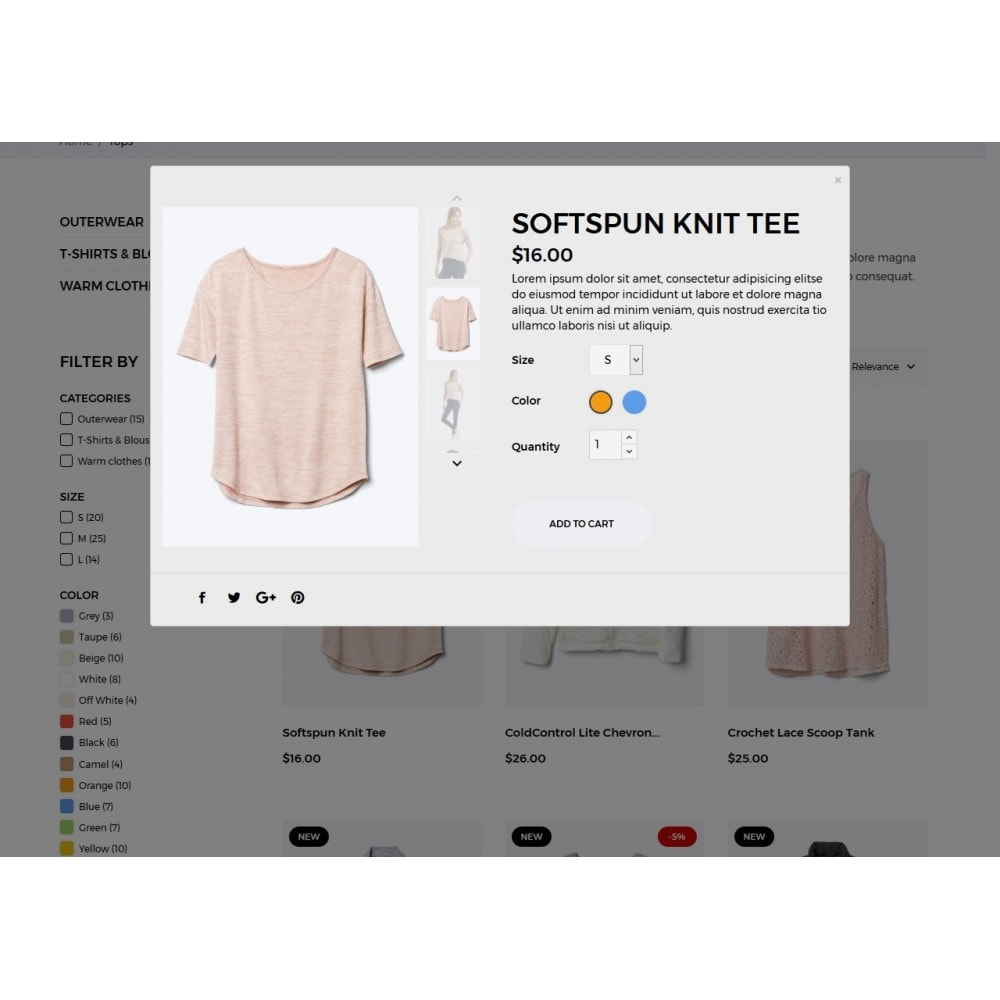 theme - Moda & Calzature - Minimis Fashion Store - 11