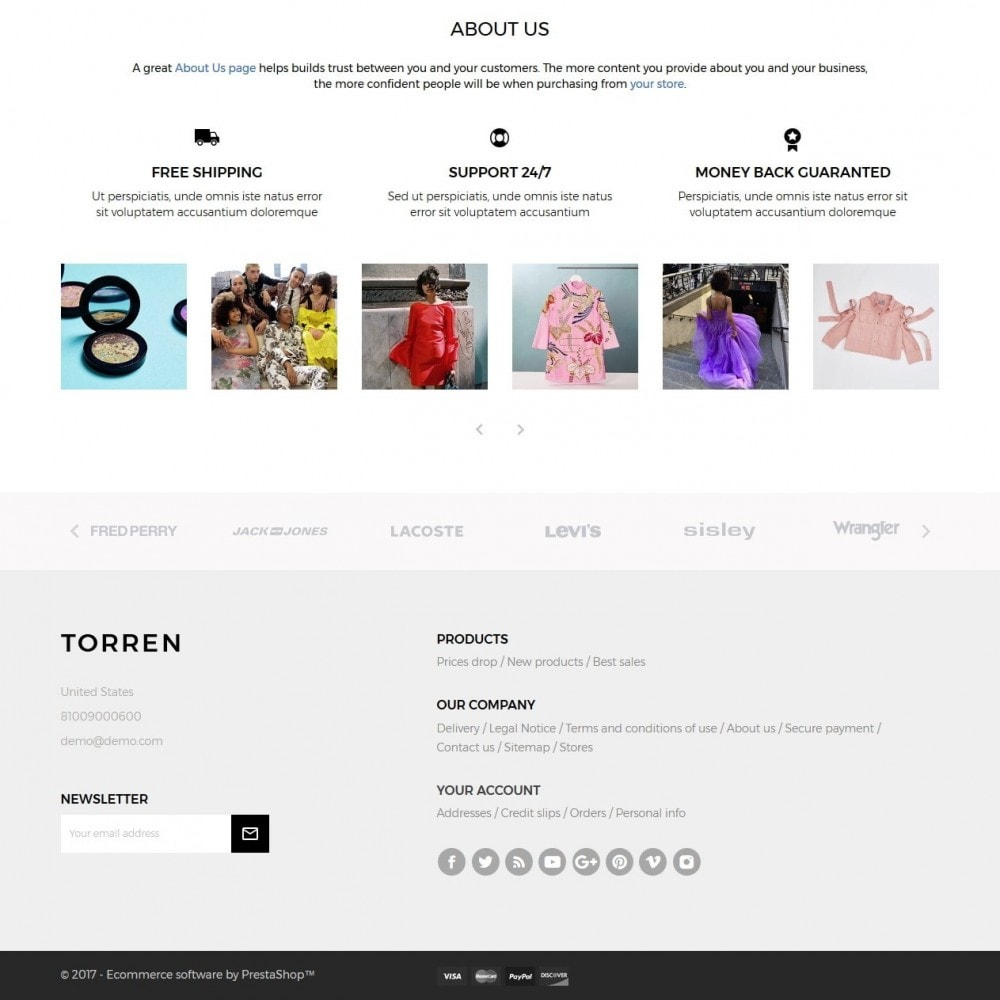 theme - Mode & Schoenen - Torren Fashion Store - 4