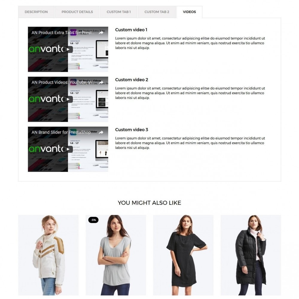 theme - Mode & Schoenen - Torren Fashion Store - 9