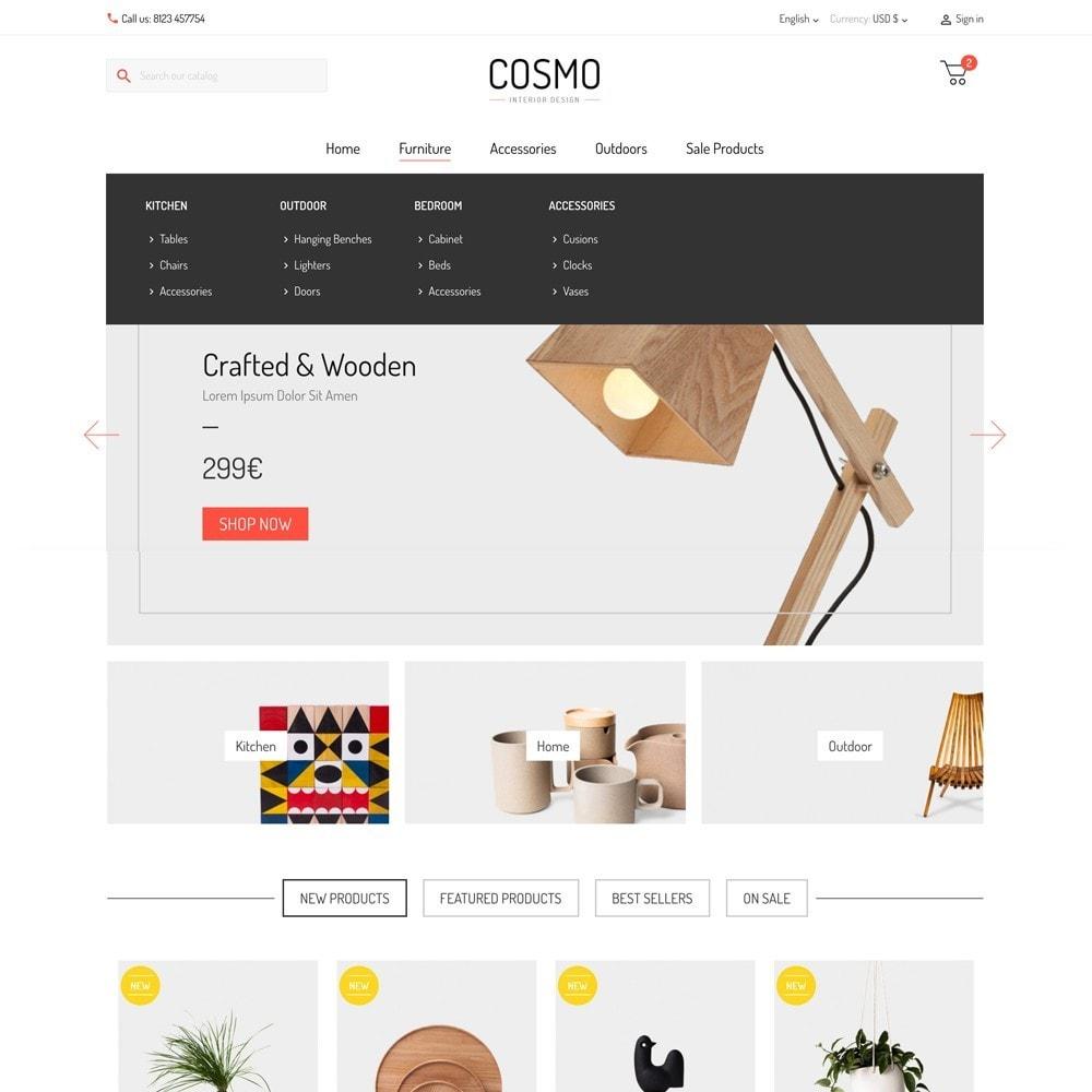 theme - Hogar y Jardín - Cosmo - 2