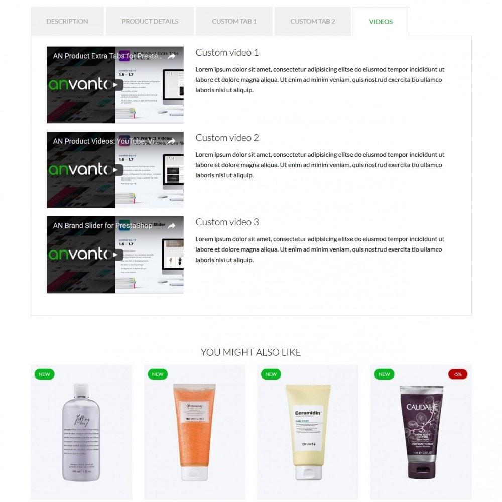 theme - Salud y Belleza - Malachite Cosmetics - 9