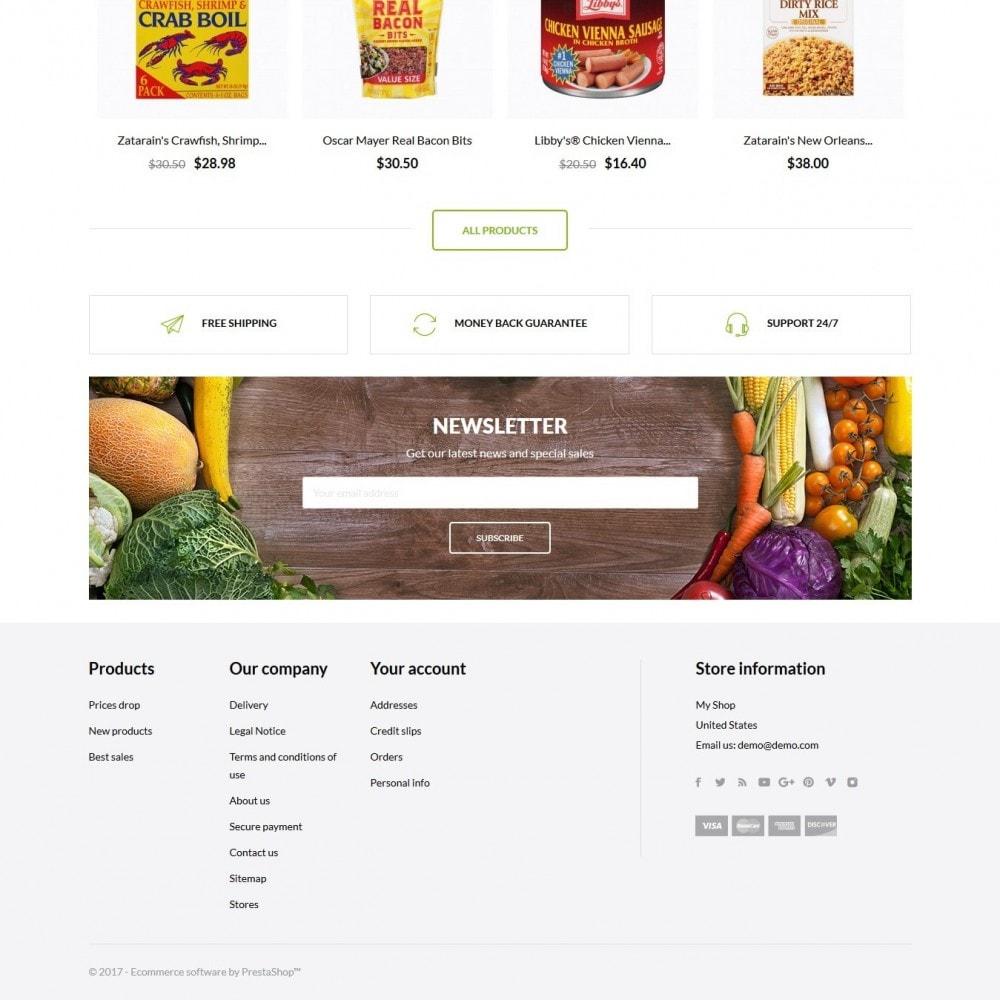 theme - Alimentos & Restaurantes - Oak  Food Shop - 3