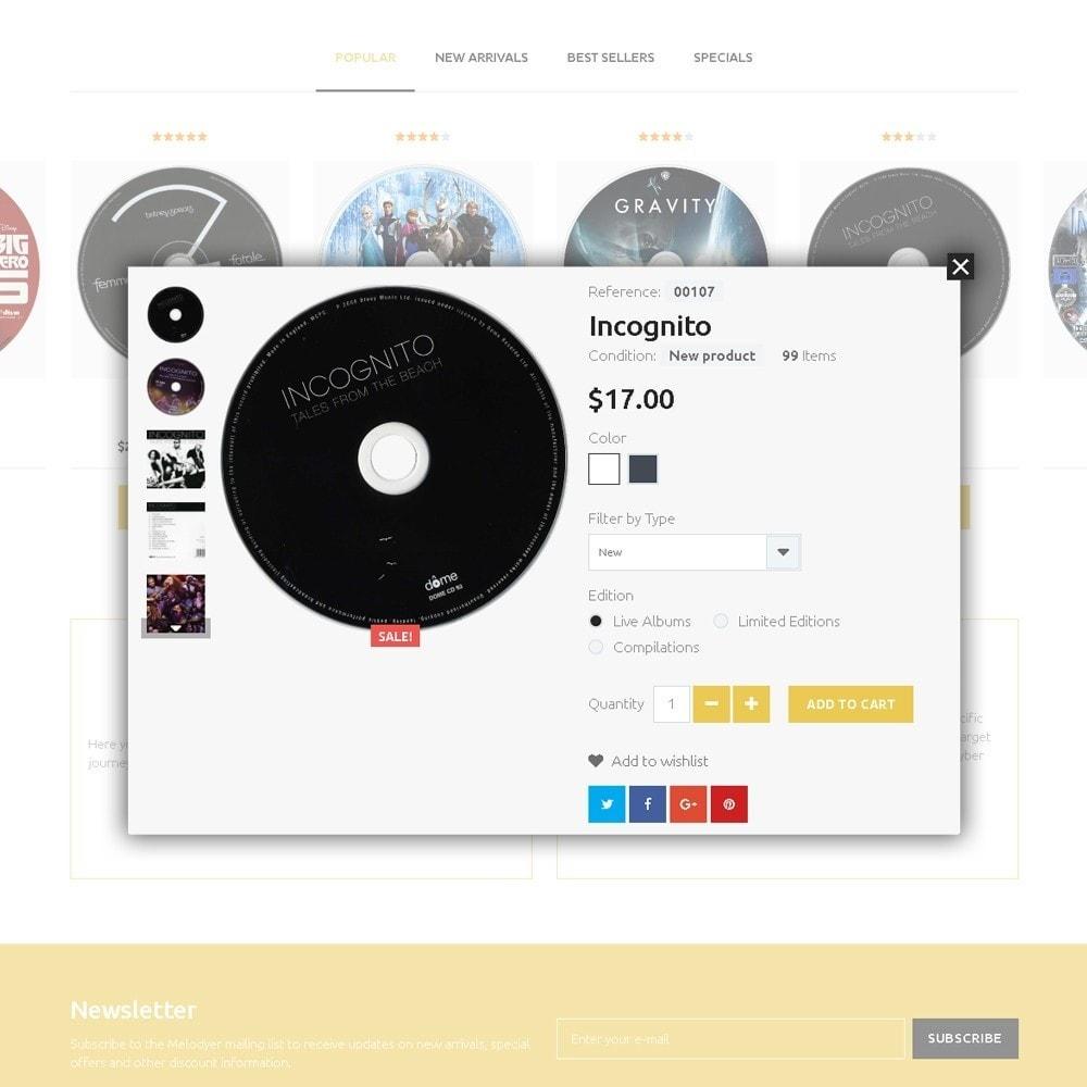 theme - Электроника и компьютеры - Melodyer - аудио магазин - 3