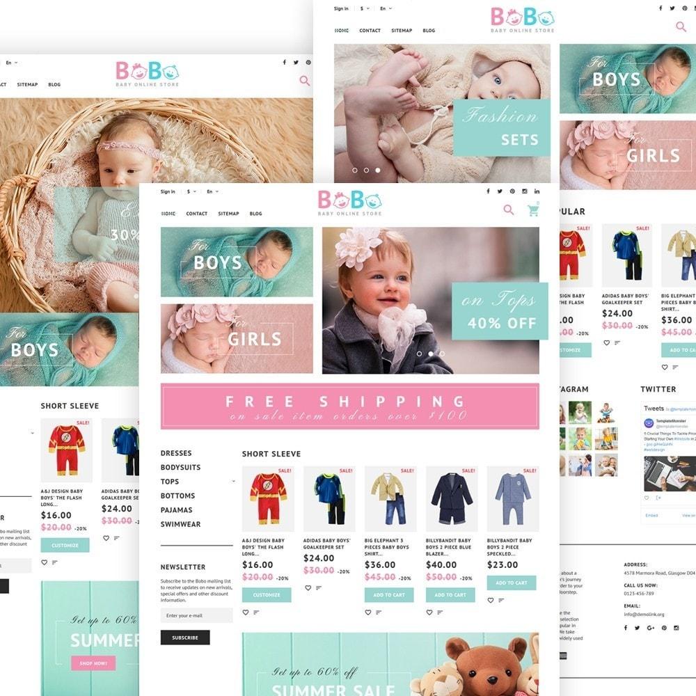 theme - Crianças & Brinquedos - BoBo - Baby Online Store - 2