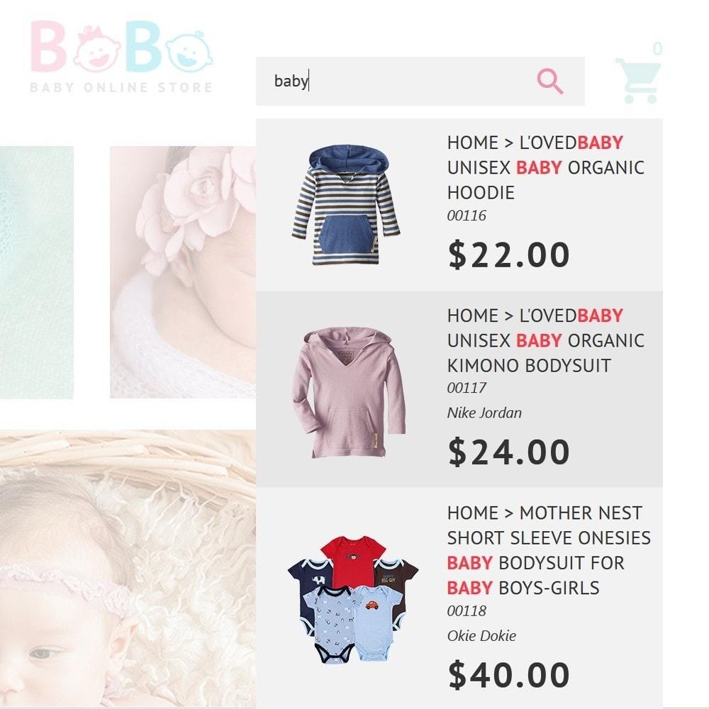 theme - Niños y Juguetes - BoBo - Sitio de Tienda de Productos para Bebés - 5