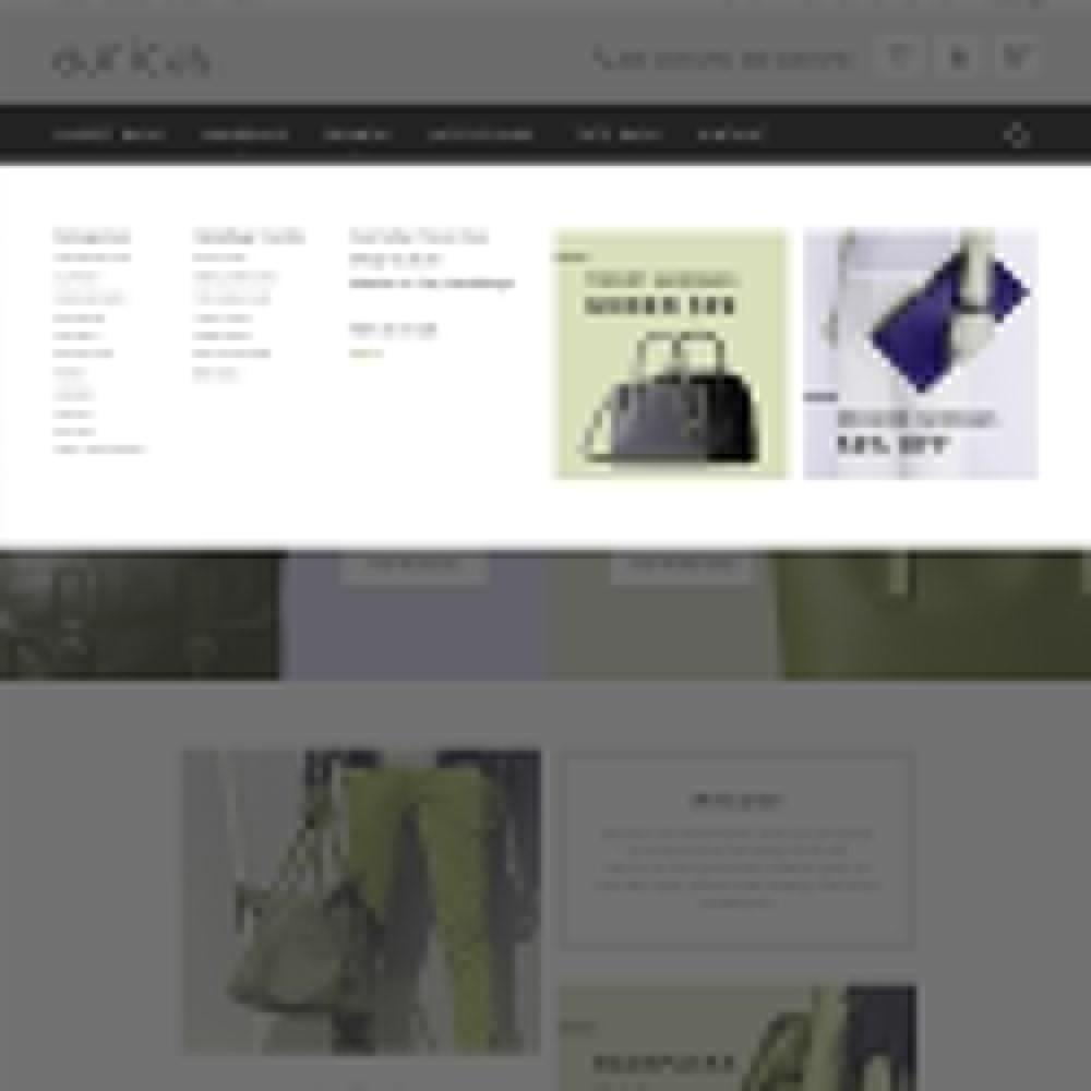 theme - Moda & Obuwie - Auricus - Handbag Store - 3