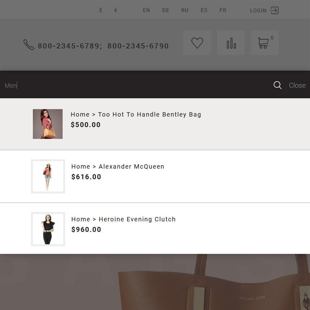 theme - Moda & Obuwie - Auricus - Handbag Store - 4