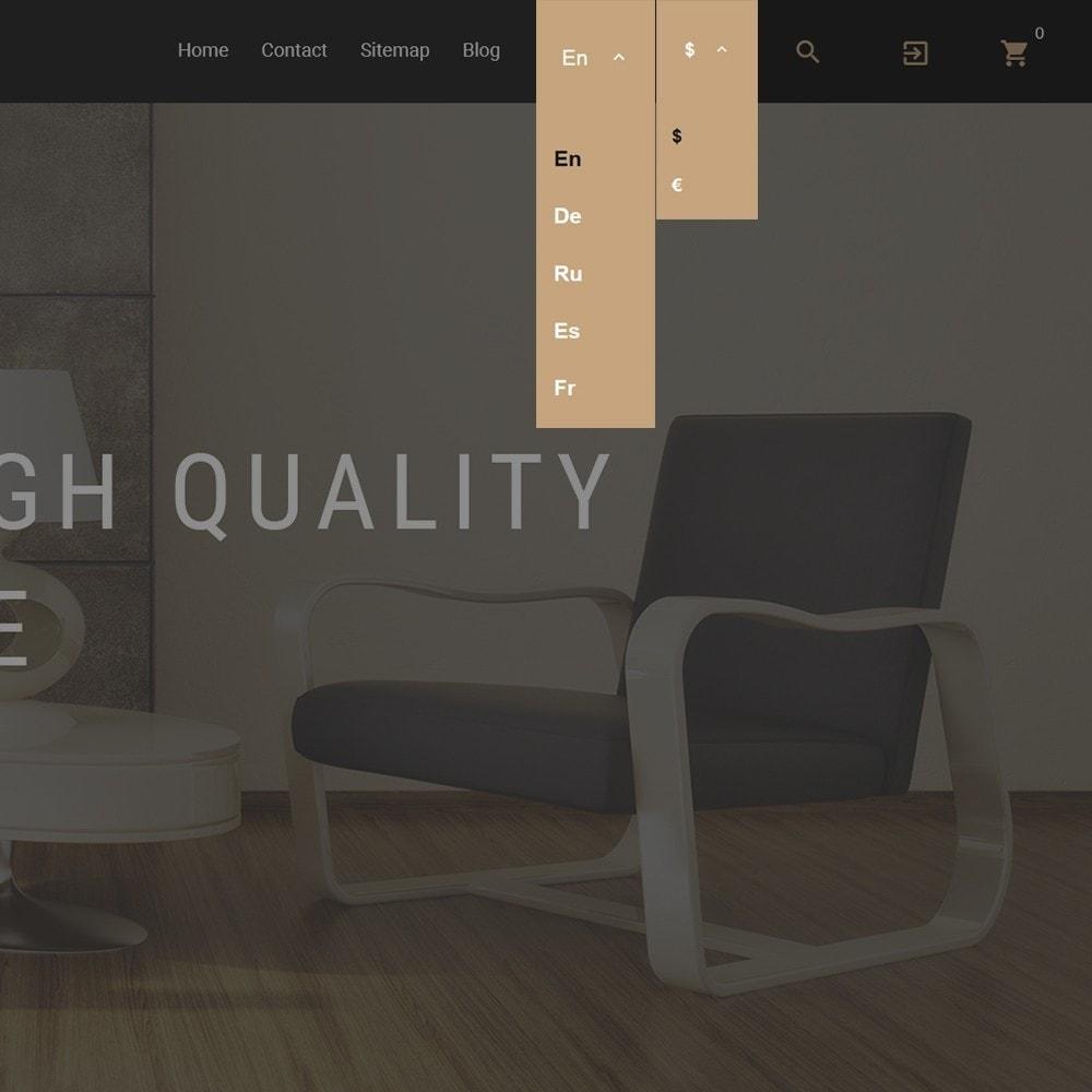 theme - Maison & Jardin - Sofarman - Design d'intérieur thème PrestaShop - 6