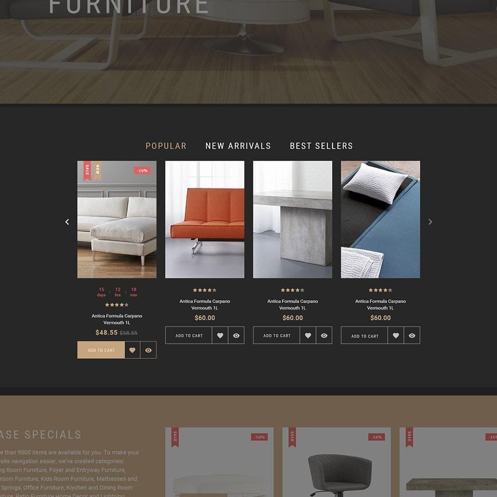 theme - Home & Garden - Sofarman - Interior Design - 3