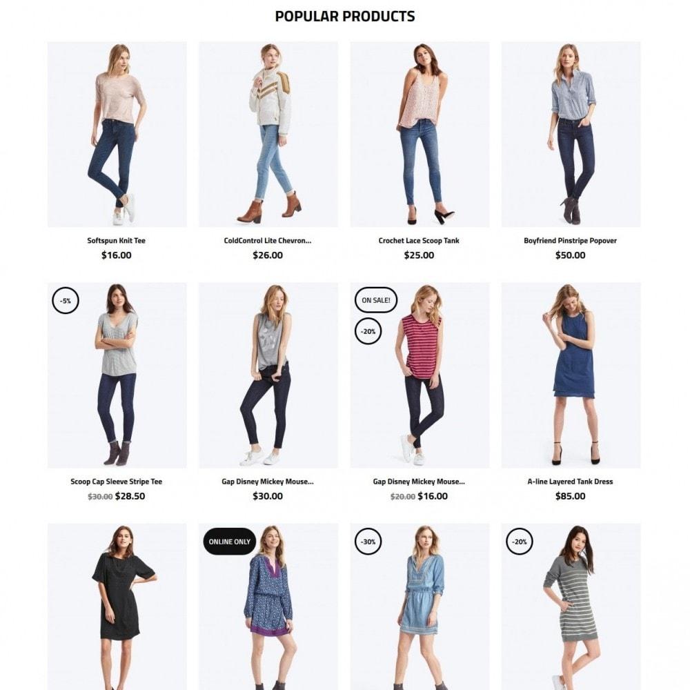 theme - Mode & Chaussures - Atlantica Fashion Store - 3