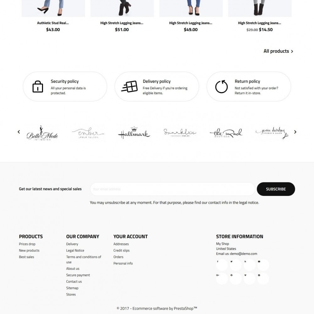 theme - Fashion & Shoes - Atlantica Fashion Store - 4