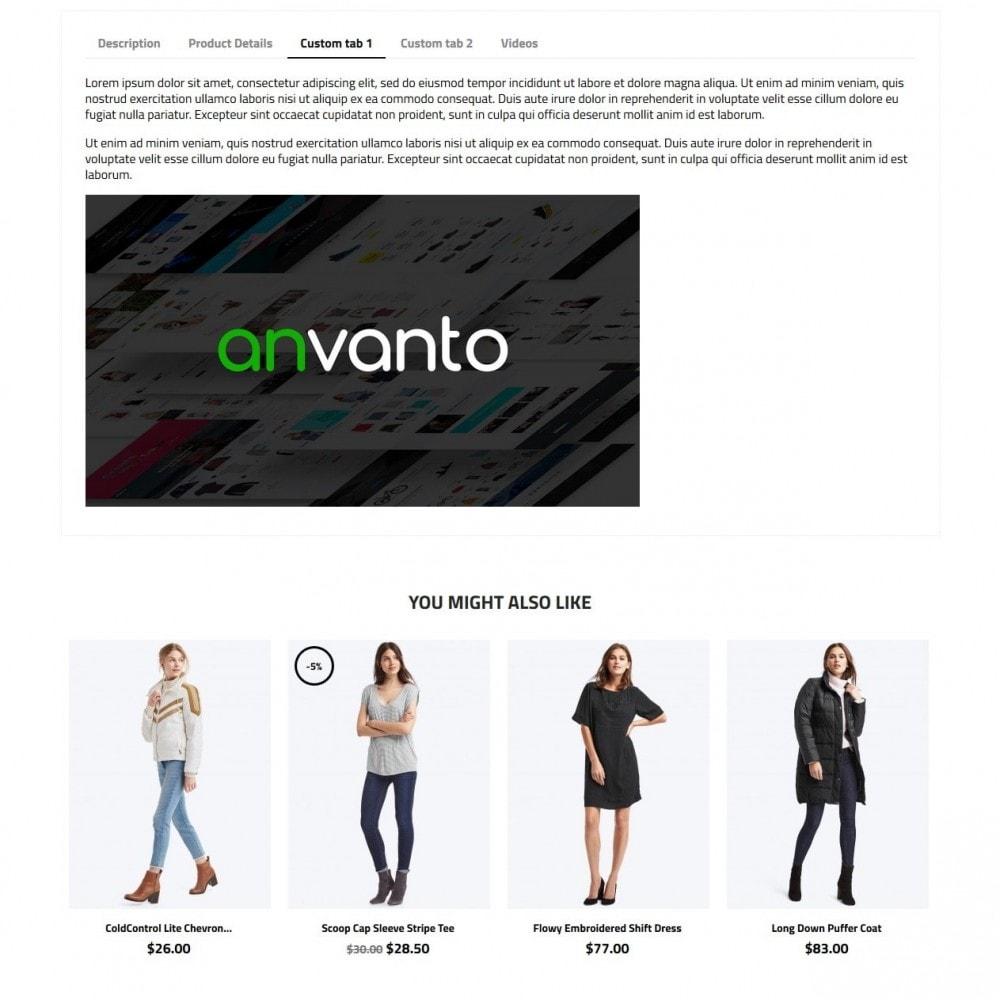 theme - Fashion & Shoes - Atlantica Fashion Store - 8