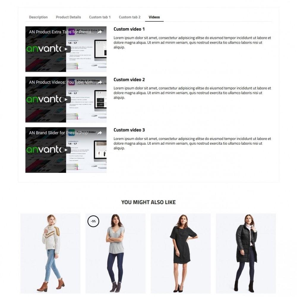 theme - Fashion & Shoes - Atlantica Fashion Store - 9