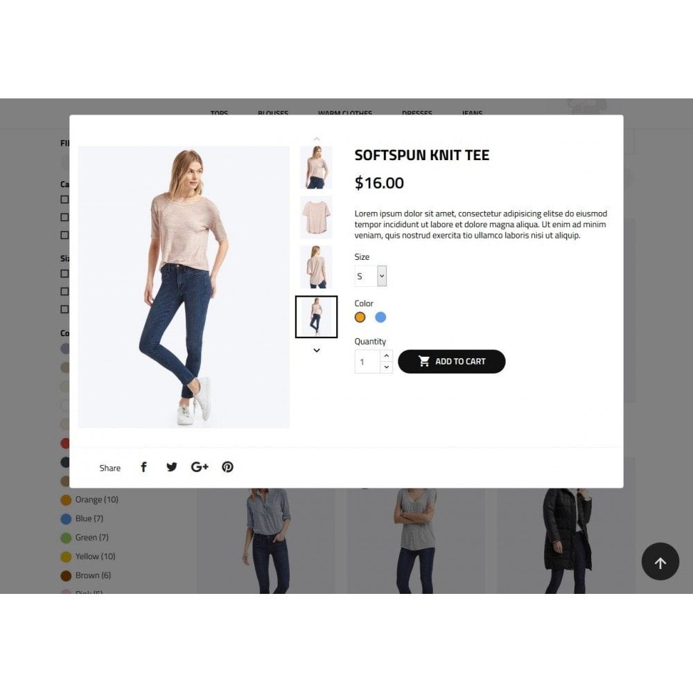 theme - Fashion & Shoes - Atlantica Fashion Store - 10