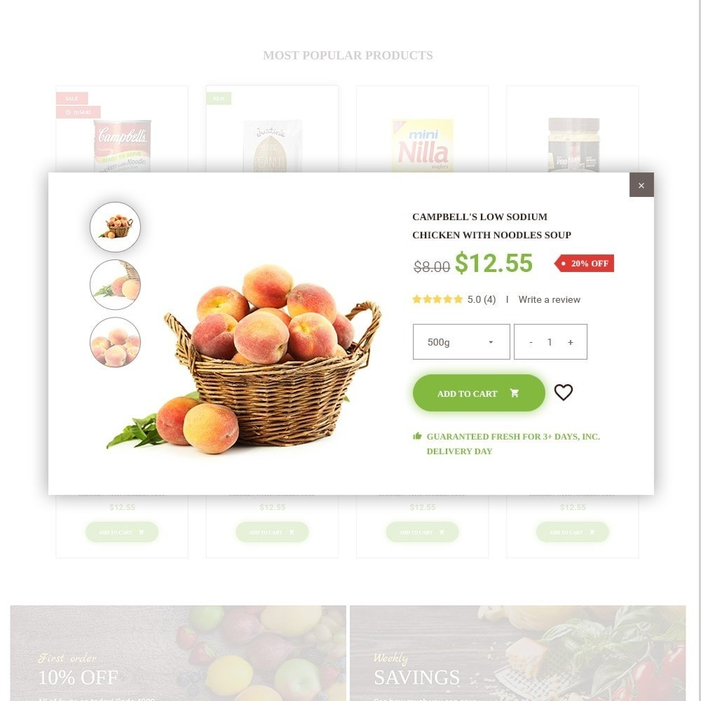 theme - Eten & Restaurant - FoodFate - Food Store - 5