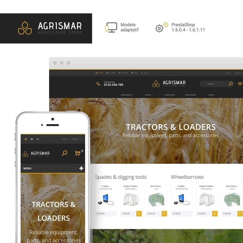 theme - Maison & Jardin - Agrismar - Magasin d'Agriculture - 1