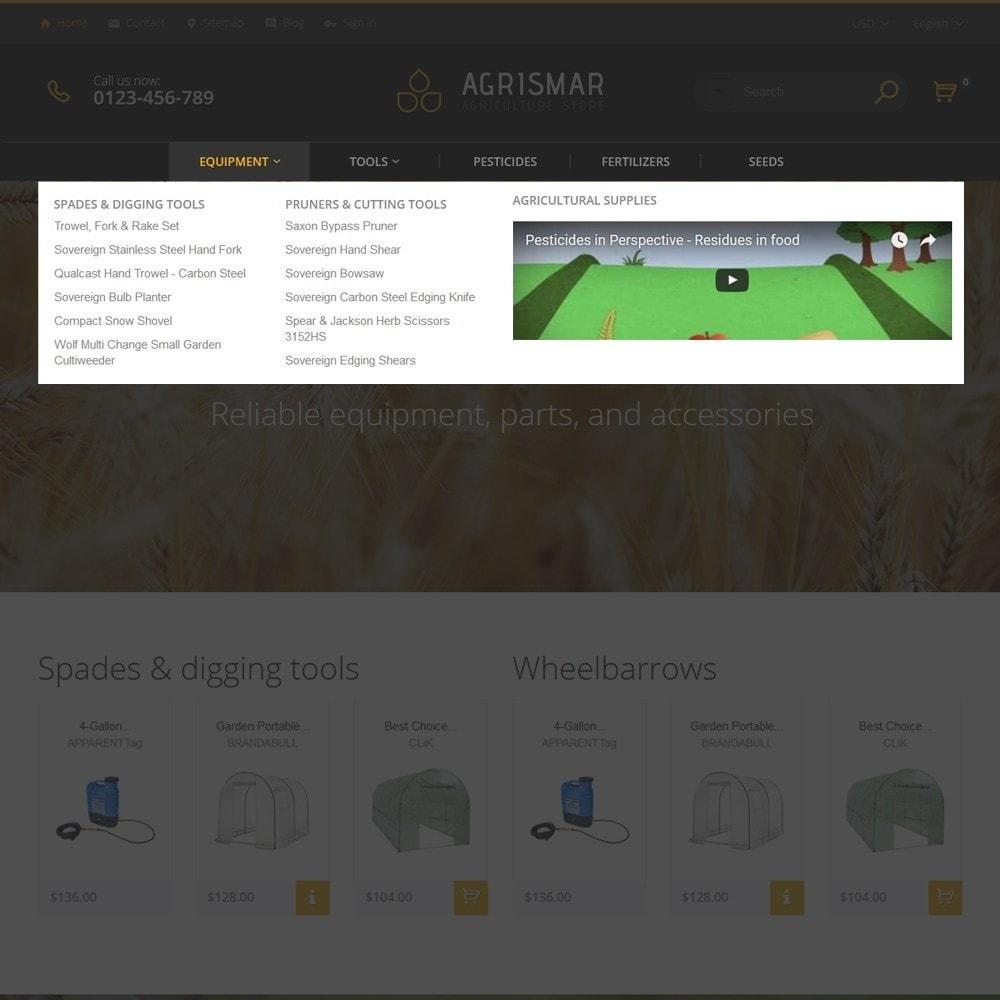 theme - Maison & Jardin - Agrismar - Magasin d'Agriculture - 3