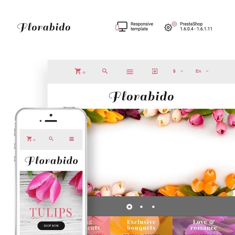 theme - Prezenty, Kwiaty & Uroczystości - Florabido - Bouquets & Floral Arrangement - 1