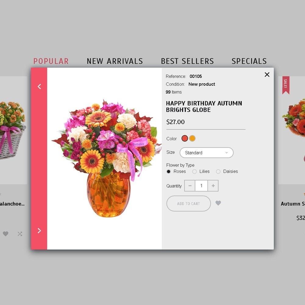theme - Prezenty, Kwiaty & Uroczystości - Florabido - Bouquets & Floral Arrangement - 5