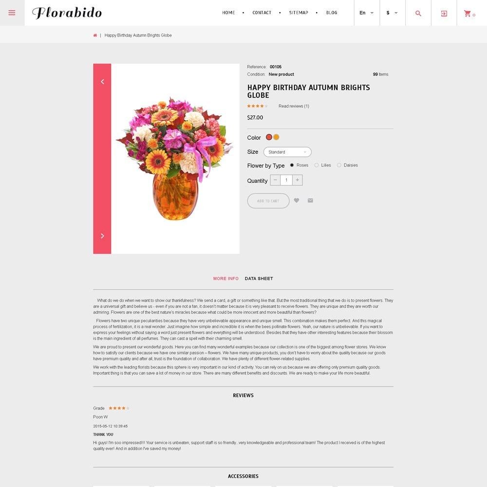theme - Cadeaux, Fleurs et Fêtes - Florabido - Bouquets et arrangements floraux - 4