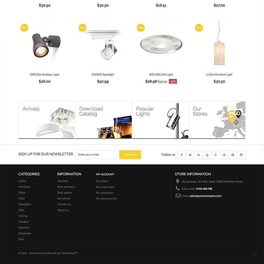 theme - Home & Garden - Light Studio - 4