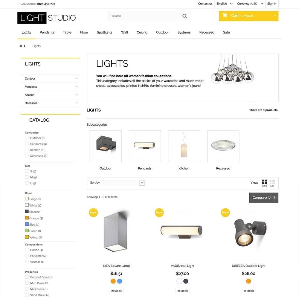 theme - Home & Garden - Light Studio - 5