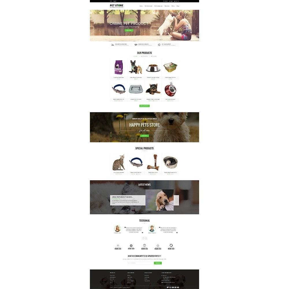 theme - Animales y Mascotas - Pet Store - 2