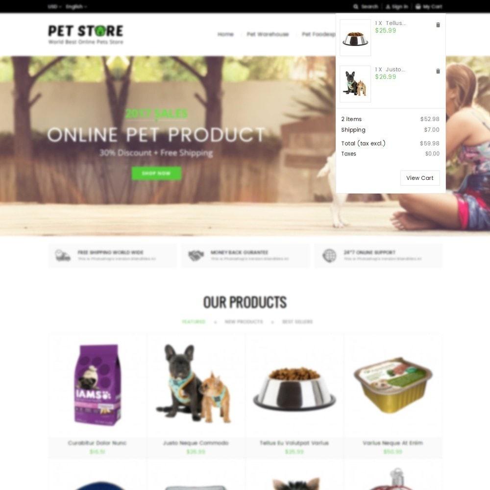 theme - Zwierzęta - Pet Store - 7