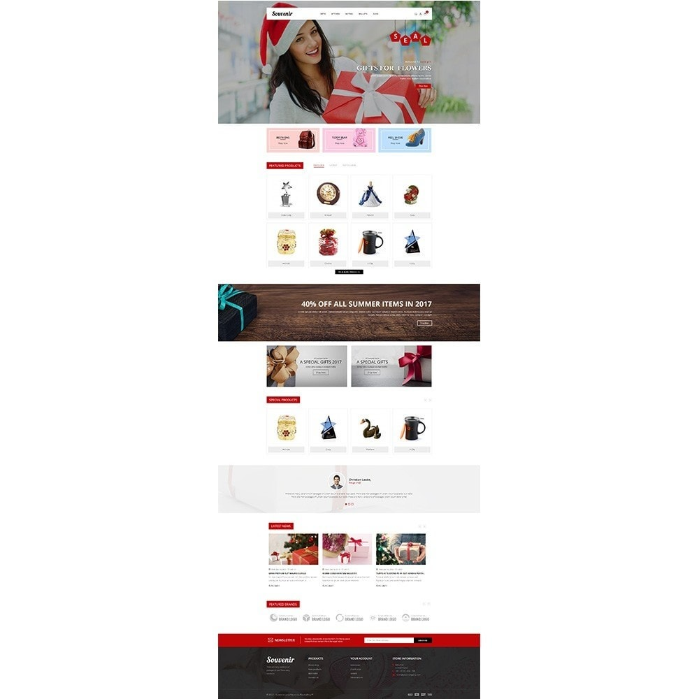 theme - Regali, Fiori & Feste - Sovunier Store - 2