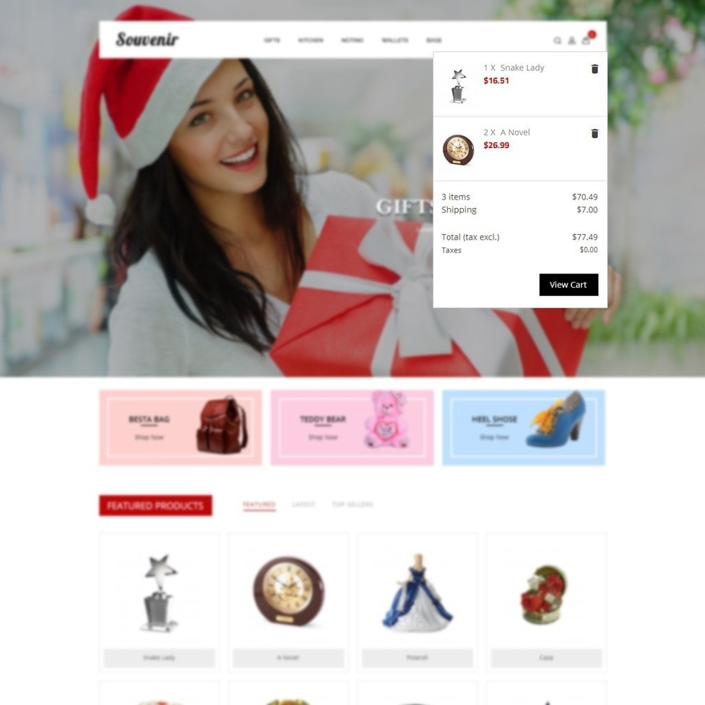 theme - Cadeaus, Bloemen & Gelegenheden - Sovunier Store - 6