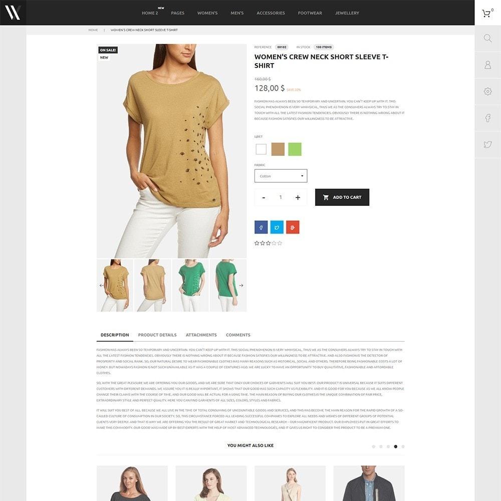 theme - Moda y Calzado - Styler 2 - 6