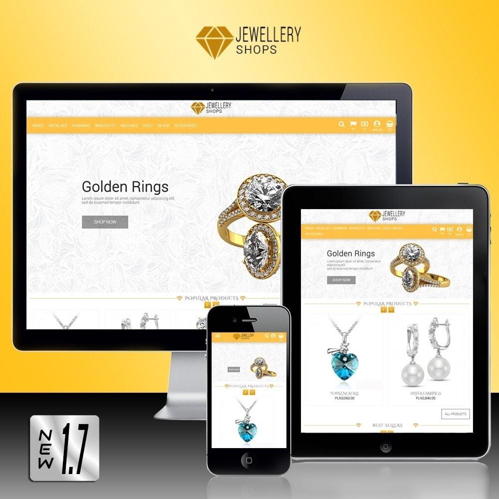 theme - Joyas y Accesorios - Jewellery Shop - 1