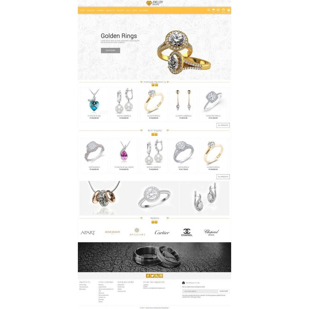 theme - Joyas y Accesorios - Jewellery Shop - 2