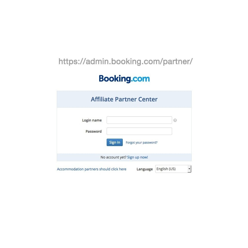 module - Búsquedas y Filtros - Search form of booking.com - 1