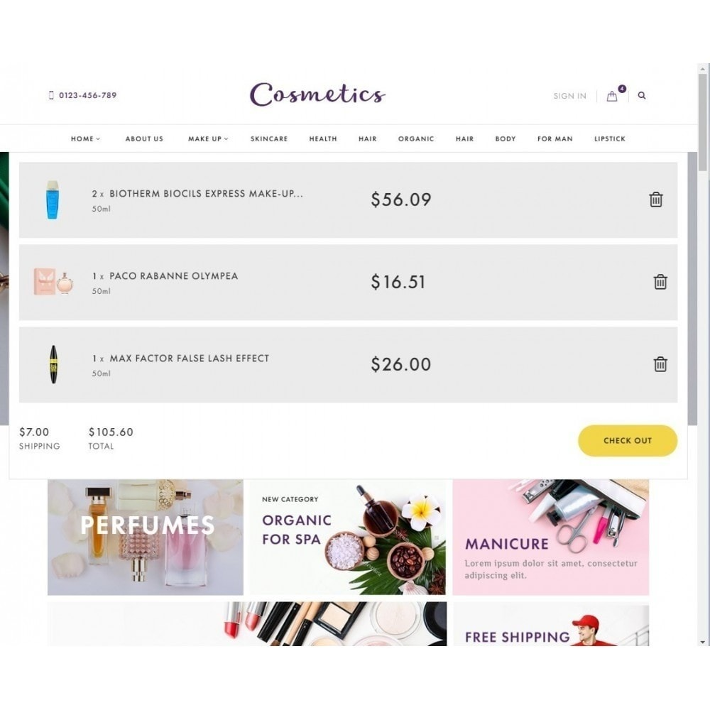 theme - Salud y Belleza - Cosmetics - Salud y Belleza - 3
