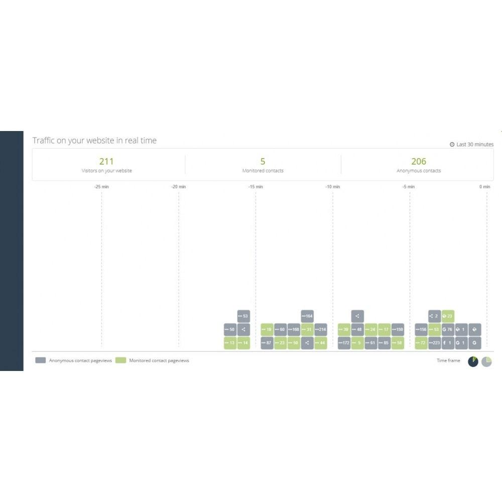 module - Remarketing y Carritos abandonados - SALESmanago Marketing Automation para eCommerce - 2