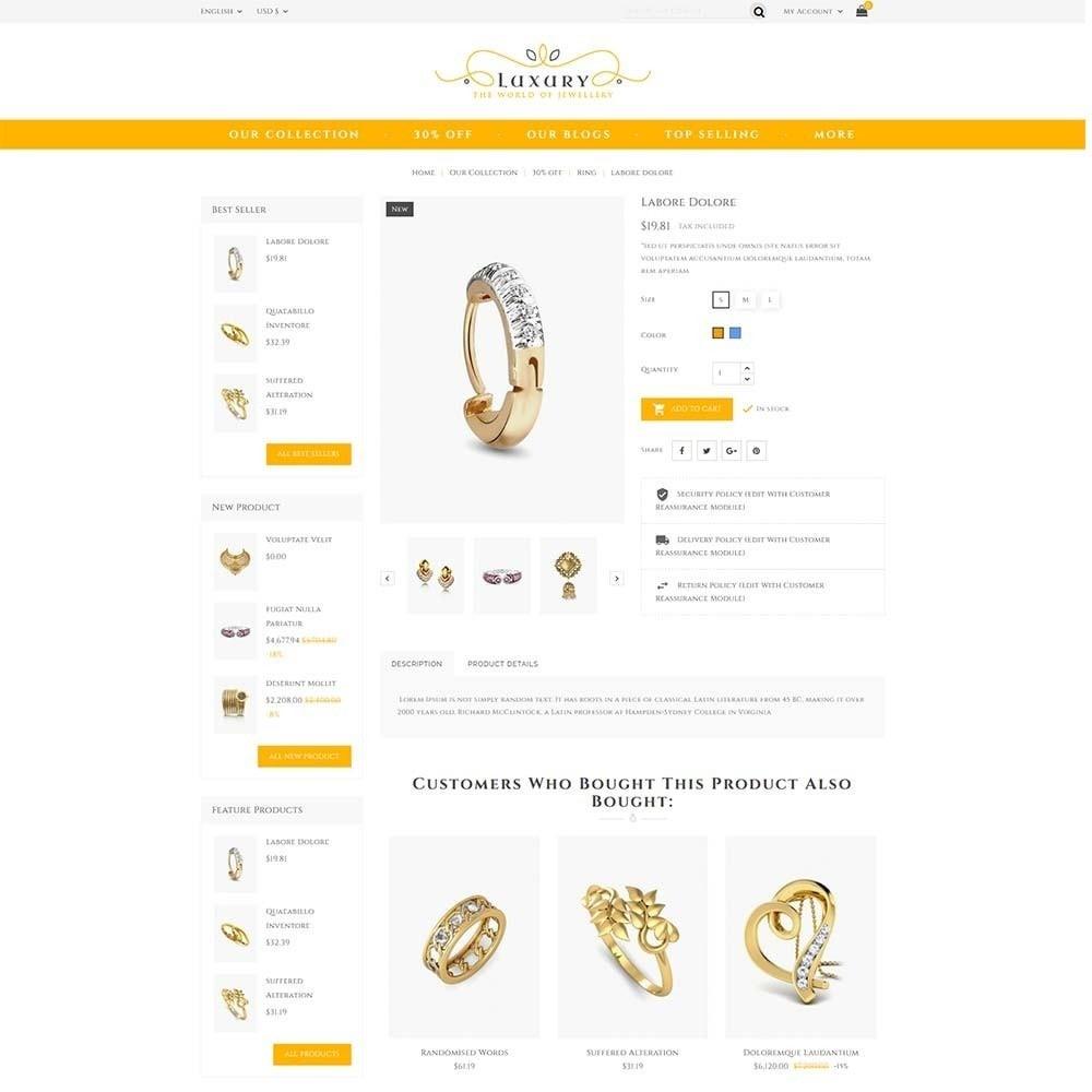 theme - Schmuck & Accesoires - Luxury Jewellery Store - 5