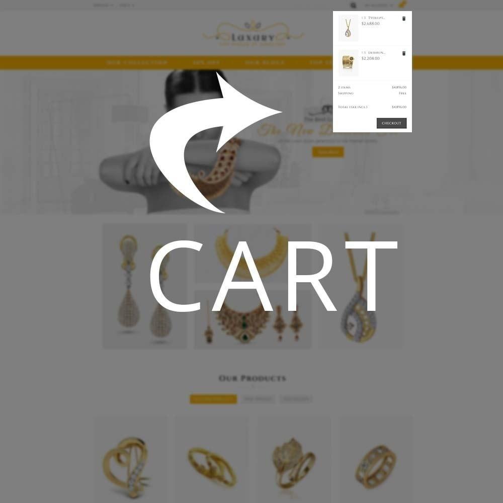 theme - Schmuck & Accesoires - Luxury Jewellery Store - 7