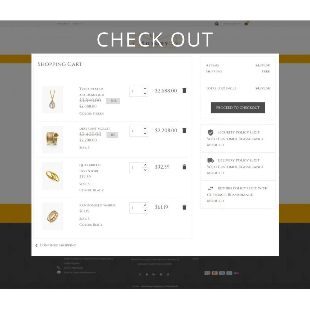theme - Schmuck & Accesoires - Luxury Jewellery Store - 10